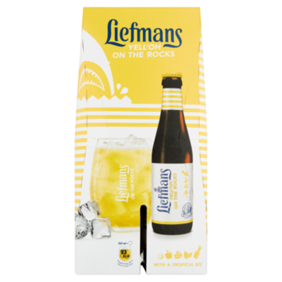Liefmans Yell'oh fruitbier