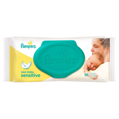 Pampers Wipes Sensitive