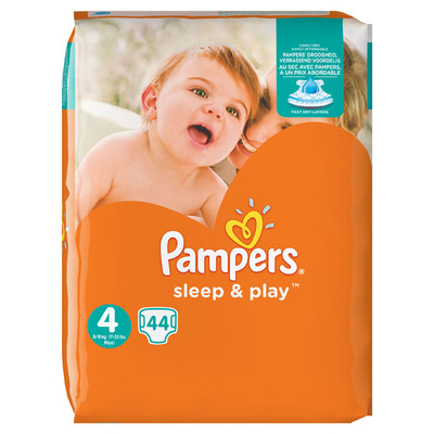 Pampers Sleep & play maxi 4