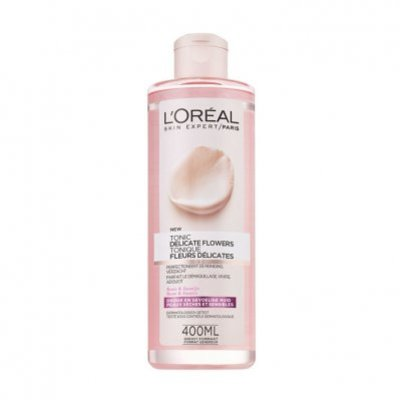 L'Oréal Dermo expertise flowers cleansing toner