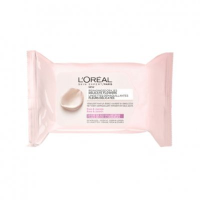 L'Oréal Dermo expertise flowers wipes