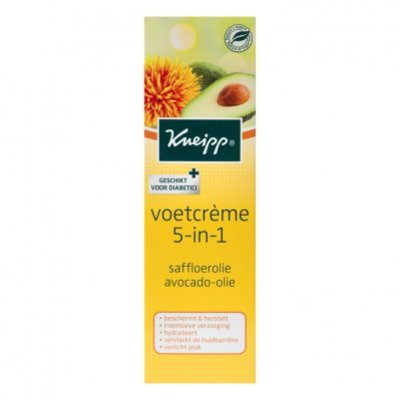 Kneipp Voetcrème 5-in-1 tube