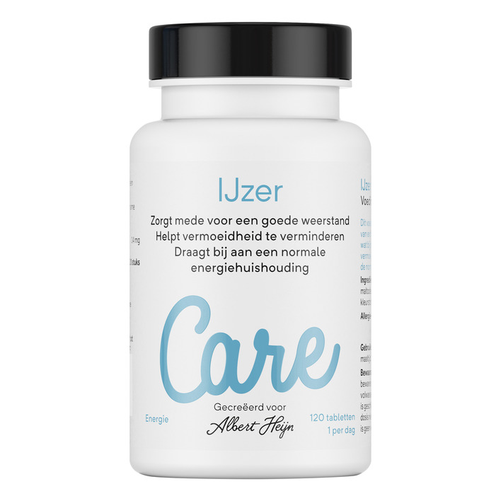 Care IJzer tabletten