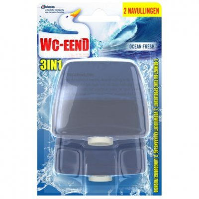 WC Eend Ocean fresh 3-in-1 navulling