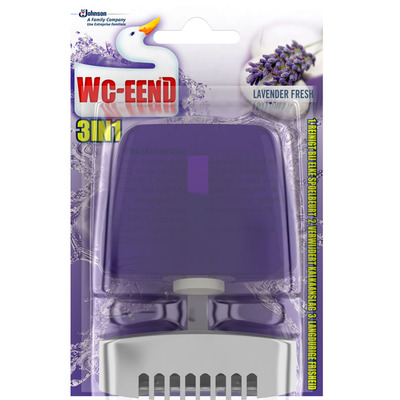 WC Eend Lavender fresh 3-in-1