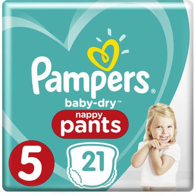 Pampers Baby-dry pants maat 5