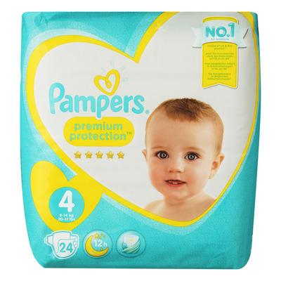 Pampers Premium protection maat 4