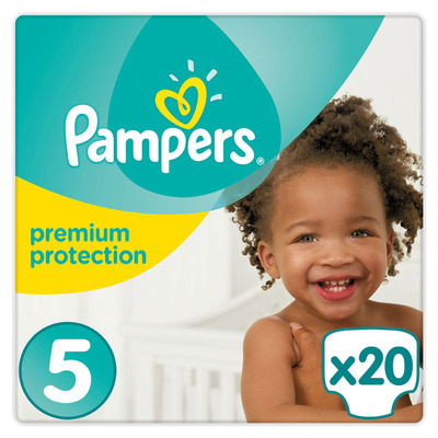 Pampers Premium protection junior maat 5