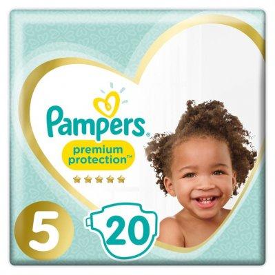 Pampers Premium protection maat 5