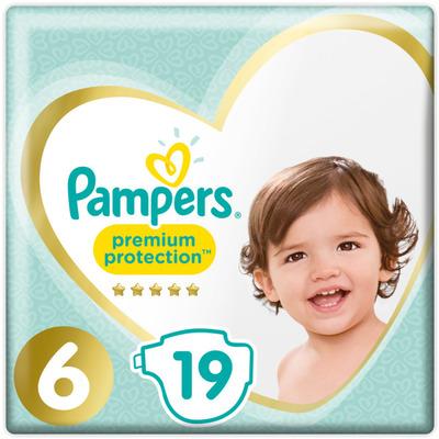 Pampers Premium protection XL maat 6