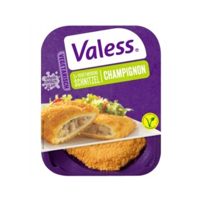 Valess Gevulde filets champignons