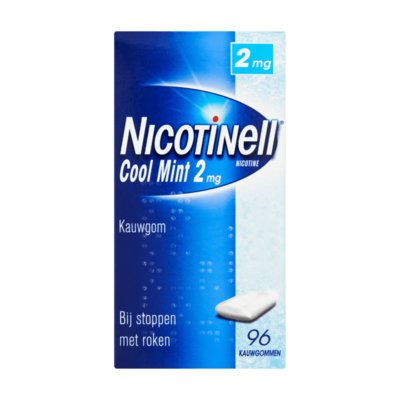 Nicotinell Gums Cool Mint 2 mg
