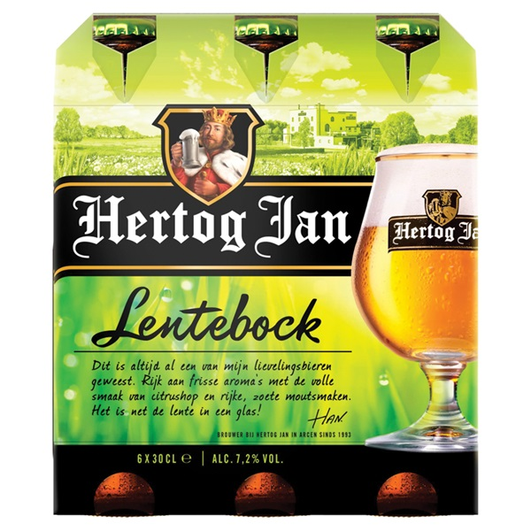 Hertog Jan lentebock