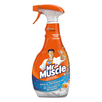Mr Muscle Badkamerreiniger spray