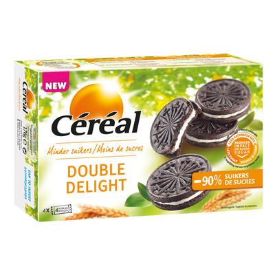 Cereal Double delight suikerbewust