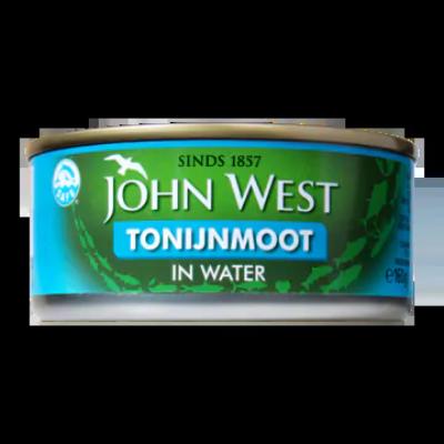 John West Tonijnmoot in Water