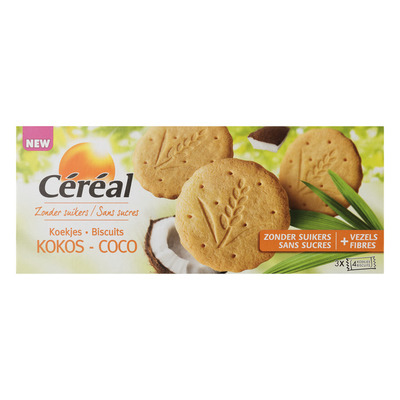 Cereal Kokoskoekjes