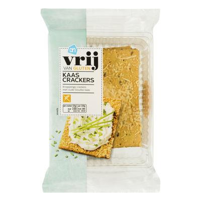 Huismerk Vrij van gluten kaascrackers