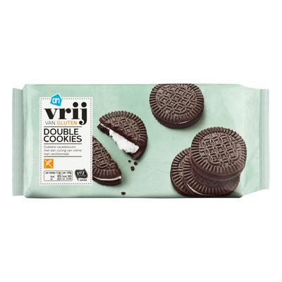 Huismerk Vrij van gluten double cookies