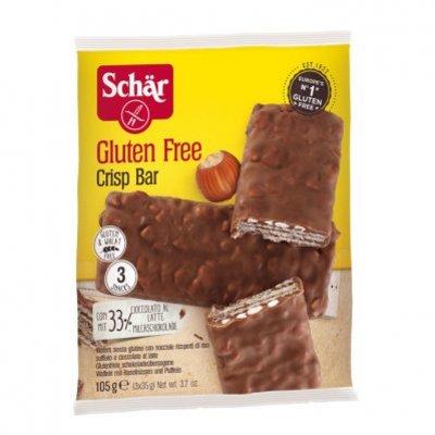 Schär Crisp bar glutenvrij