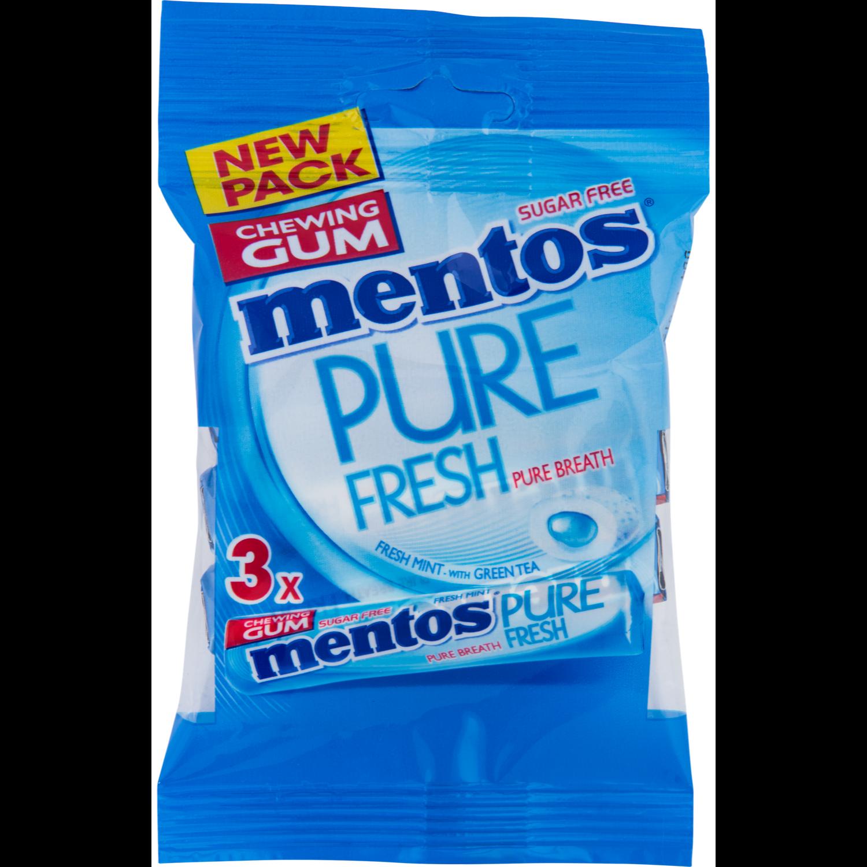 Mentos Freshmint gum