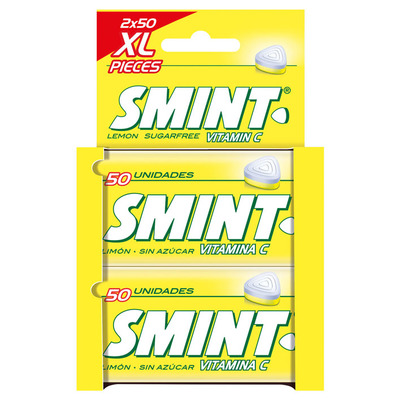 Smint XL lemon