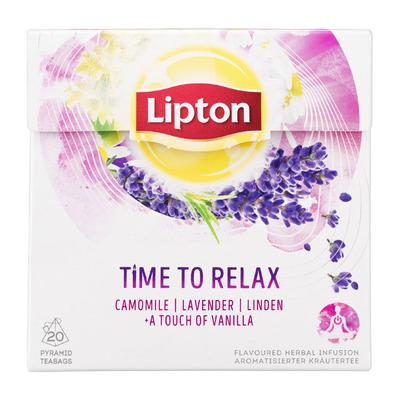 Lipton Time to relax tea