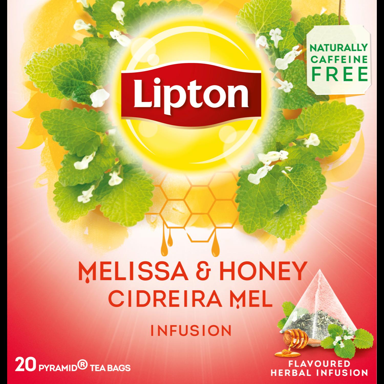 Lipton Melissa honey 20 zakjes