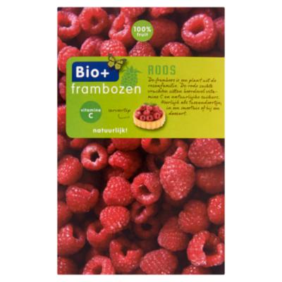 Bio+ Frambozen