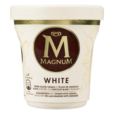 Magnum Pint white