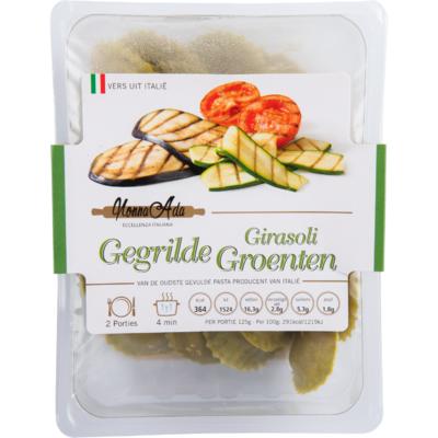 Nonna Ada Girasoli gegrilde groenten