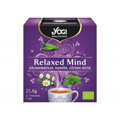 Yogi Tea Relaxation