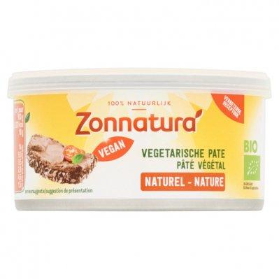 Zonnatura Vegetarische paté naturel