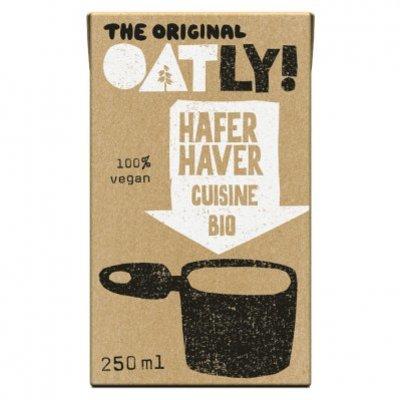 Oatly Cuisine bio