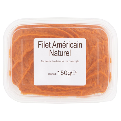 Filet Americain Naturel 150 g