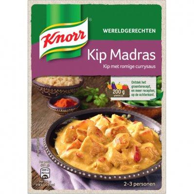 Knorr Wereldgerechten kip madras