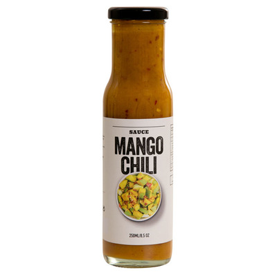 A Table Mango chili sauce