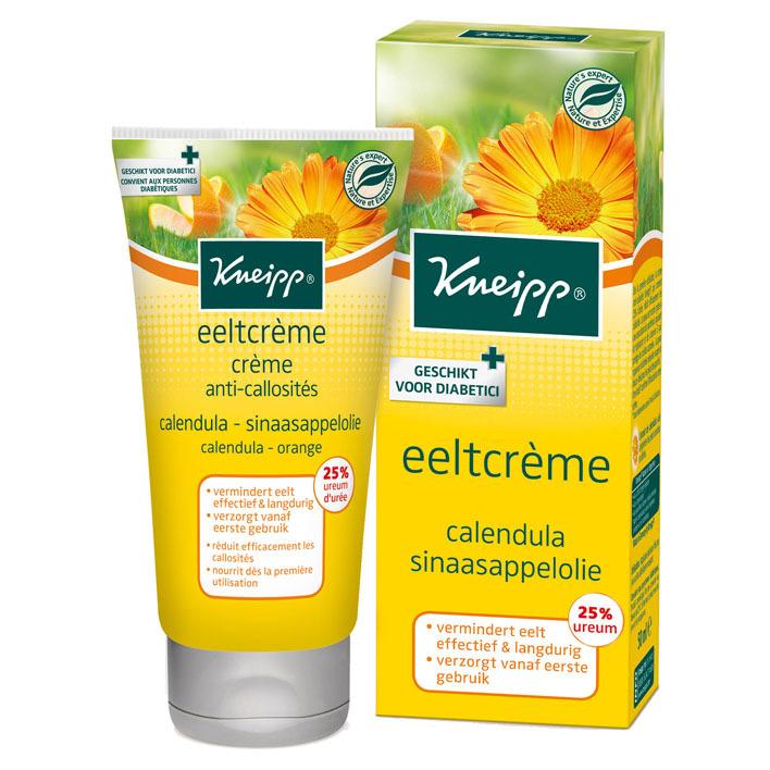 Kneipp Eeltcrème calendula sinaasappelolie
