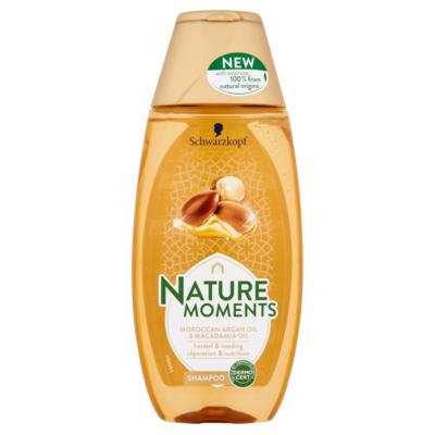 Nature Moments Shampoo Maroccan argan oil