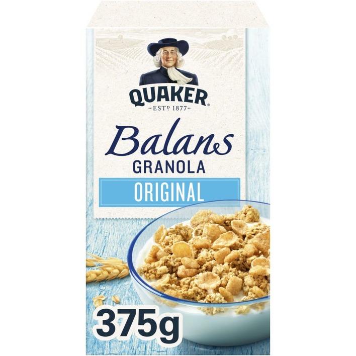 Quaker Balans naturel