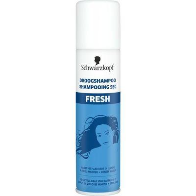 Schwarzkopf Spray fresh (droogshampoo)