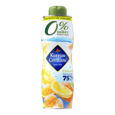 Karvan Cévitam Citrusmix 0% suiker toegevoegd