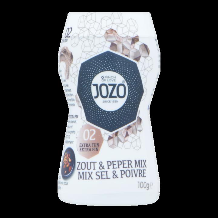 JOZO 02 Extra Fijn Zout & Peper Mix