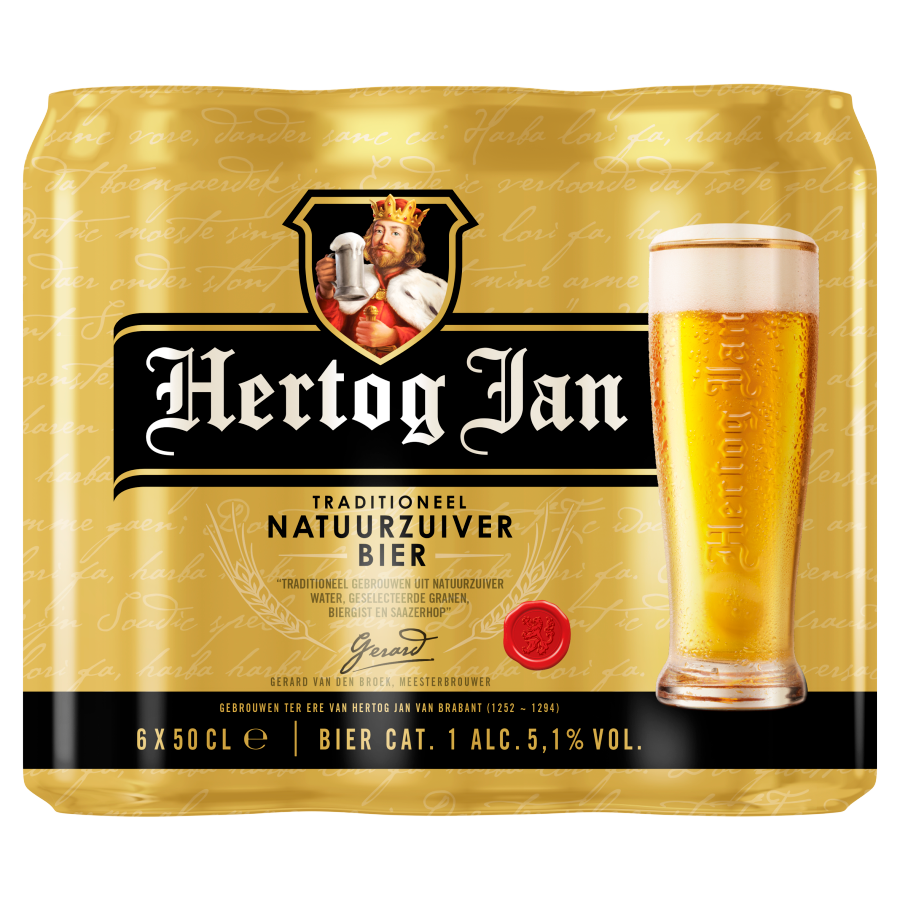 Hertog Jan Pils 6 x 50cl