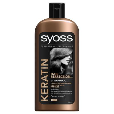 Syoss Shampoo keratine