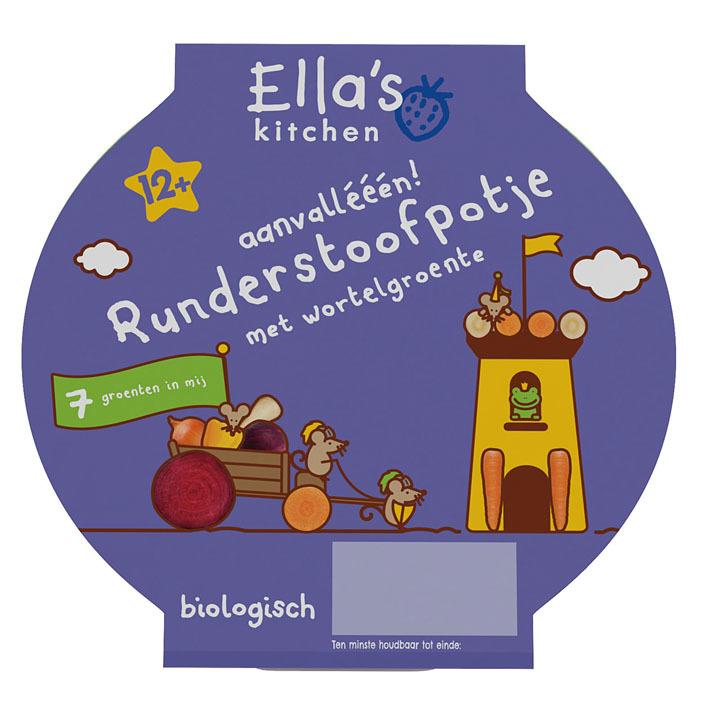 Ella's Kitchen Runderstoofpotje 12+ mnd