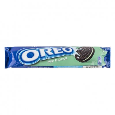 Oreo Biscuits mint rollpack