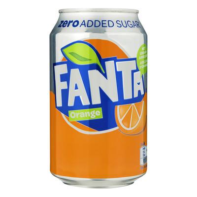 Fanta Zero