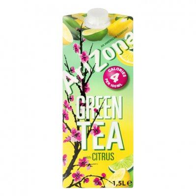 Arizona Green tea citrus low calorie