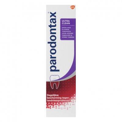 Parodontax Ultra clean tandpasta gezond tandvlees
